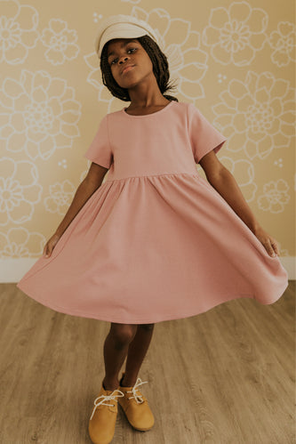 Girls Pink Dresses | ROOLEE