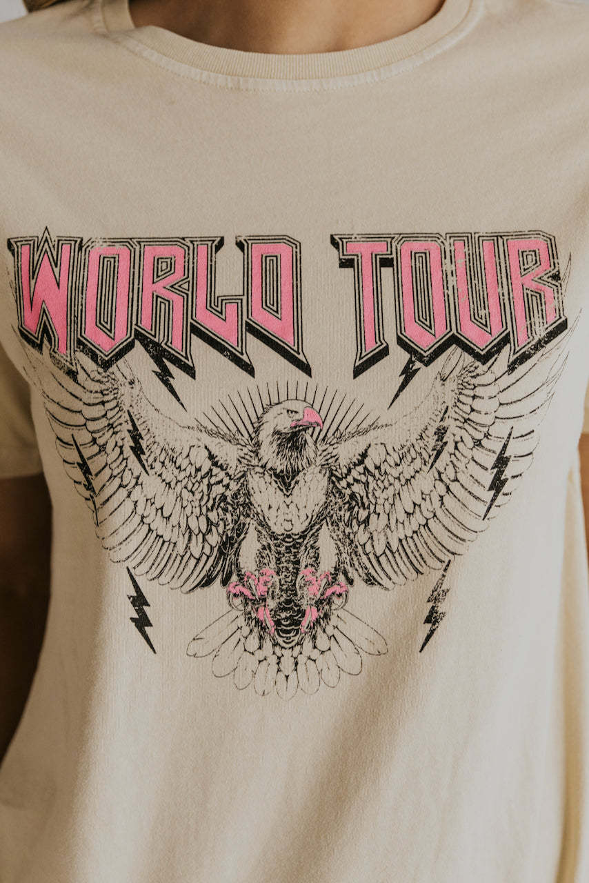 The Eagle World Tour Graphic Tee