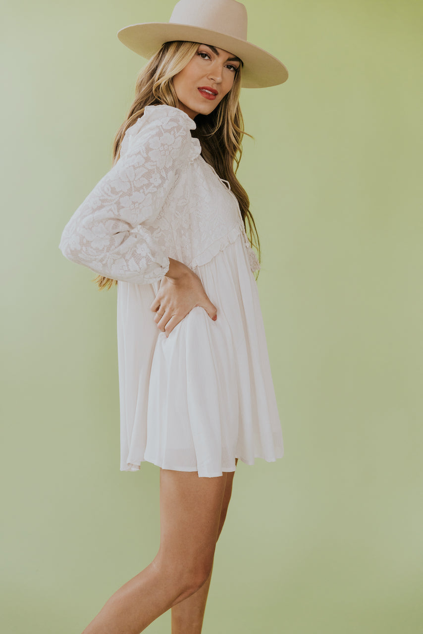 Sanibel Lace Dress