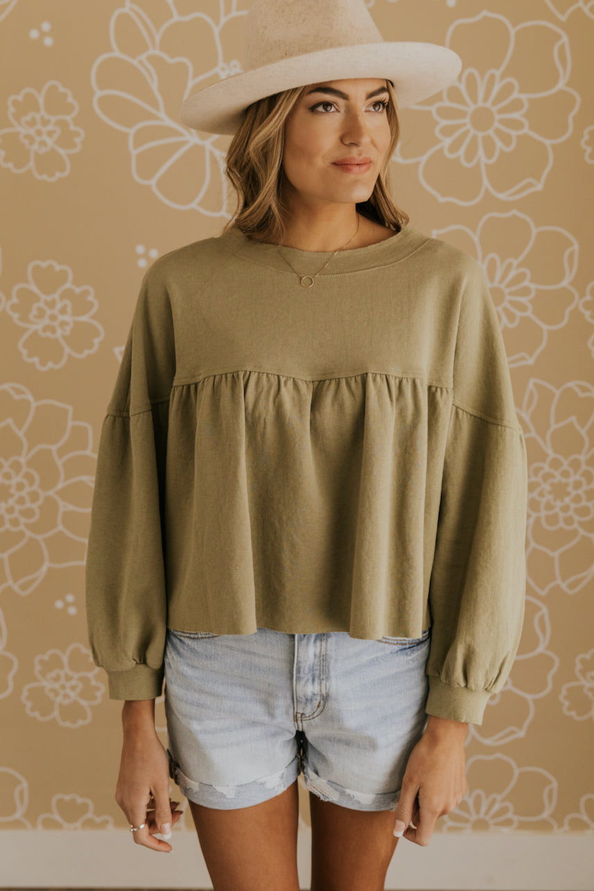 Pullovers for Spring | ROOLEE