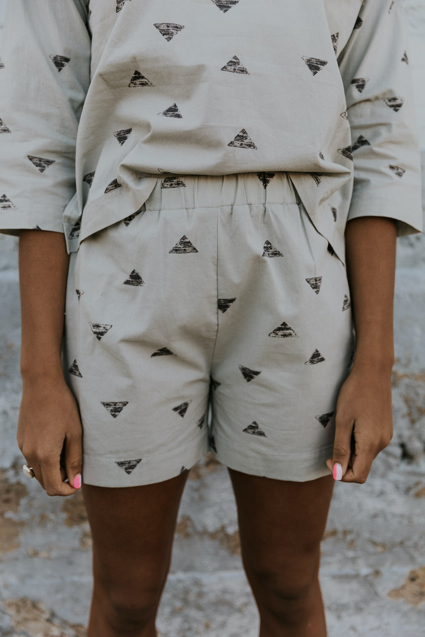 Printed Shorts | ROOLEE