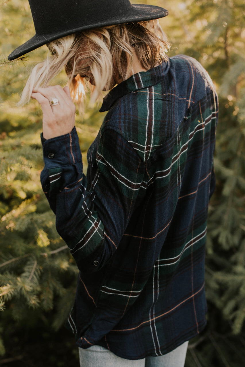 Cute Flannels for Women | ROOLEE