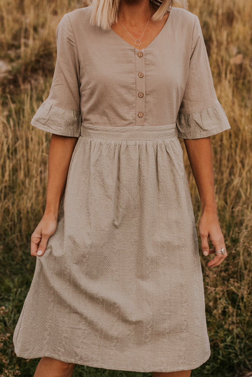Detail Dress | ROOLEE