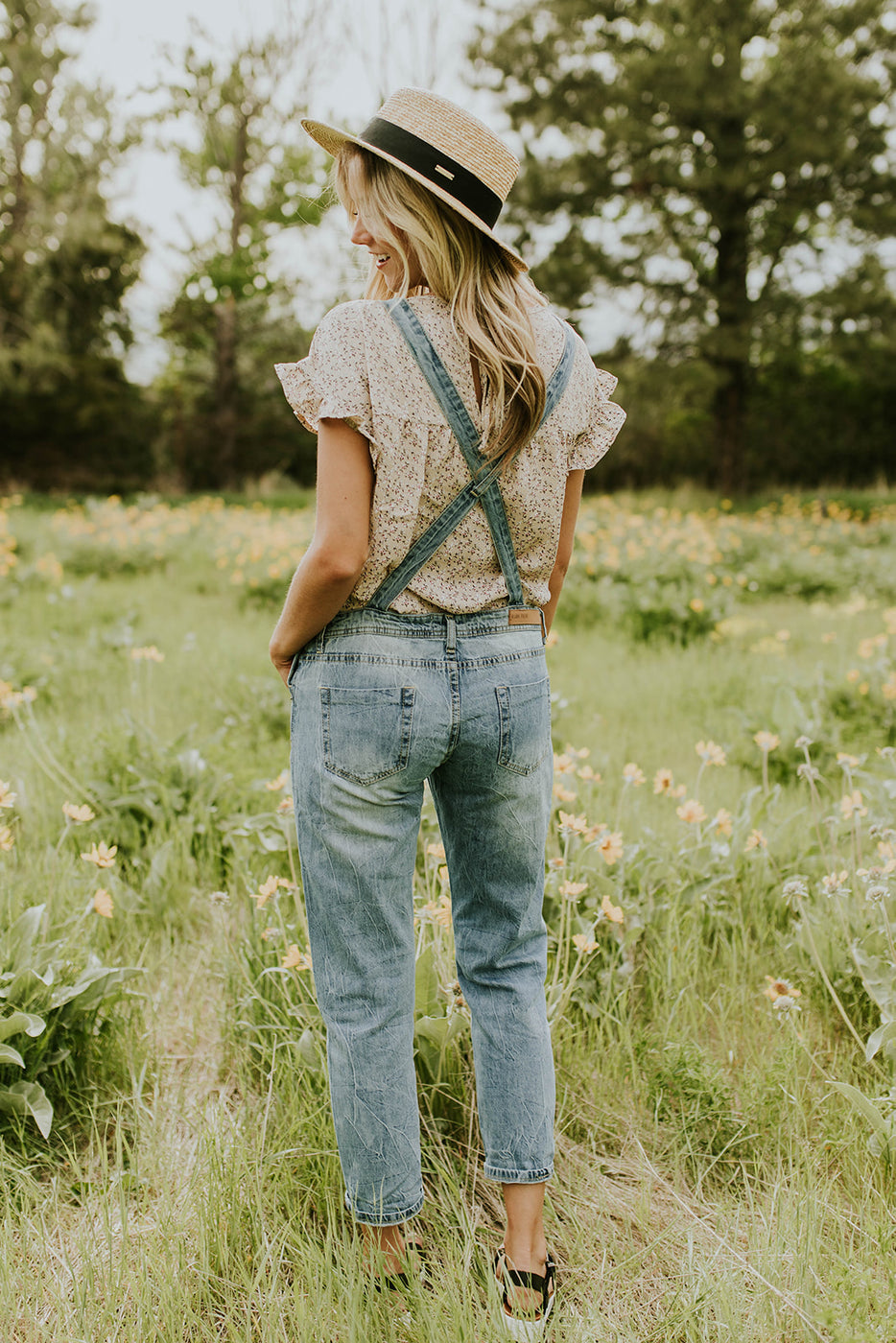 Crossback Strap Overalls | ROOLEE