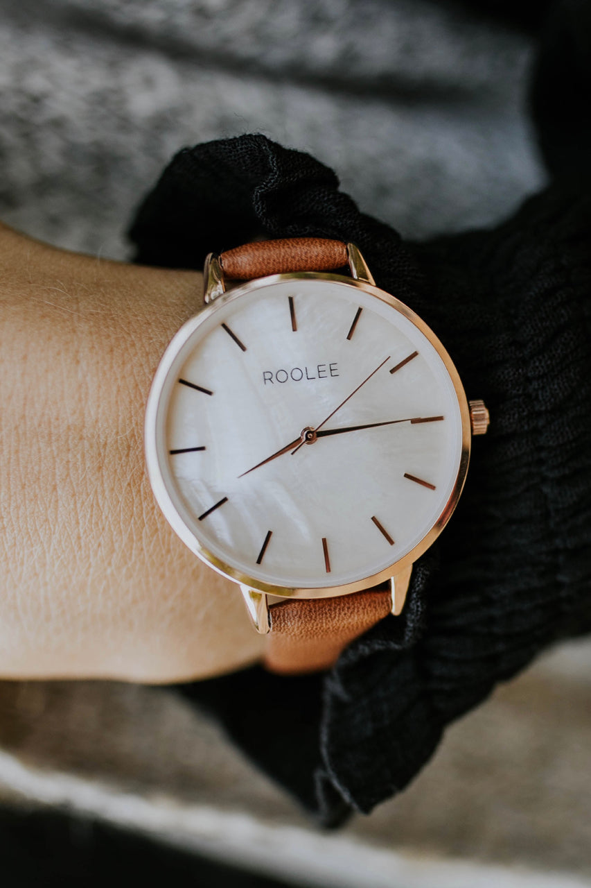 Simple Minimalist Watch Accessory For Women | ROOLEE Watches