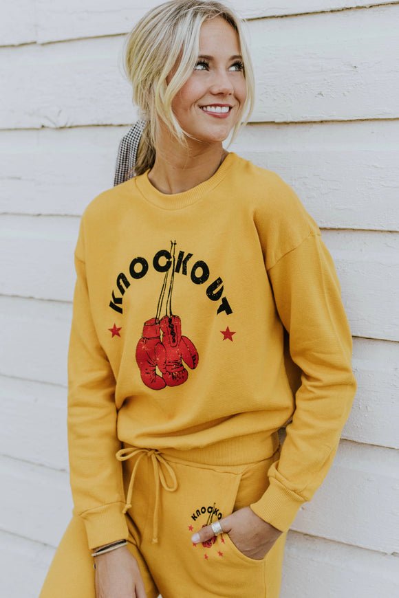 Knockout Sweatshirt | ROOLEE