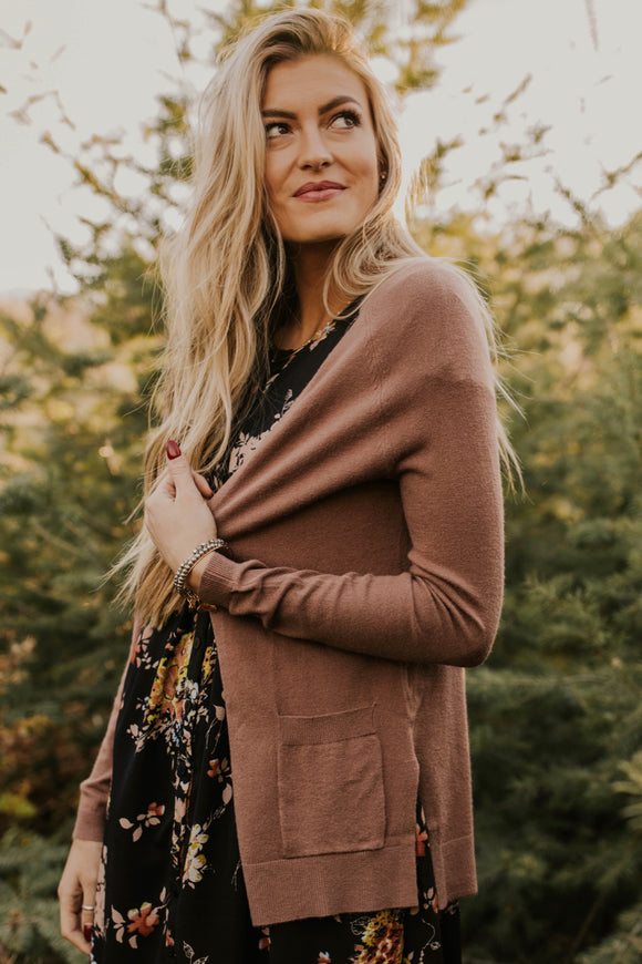 The Factoria Cardigan | ROOLEE
