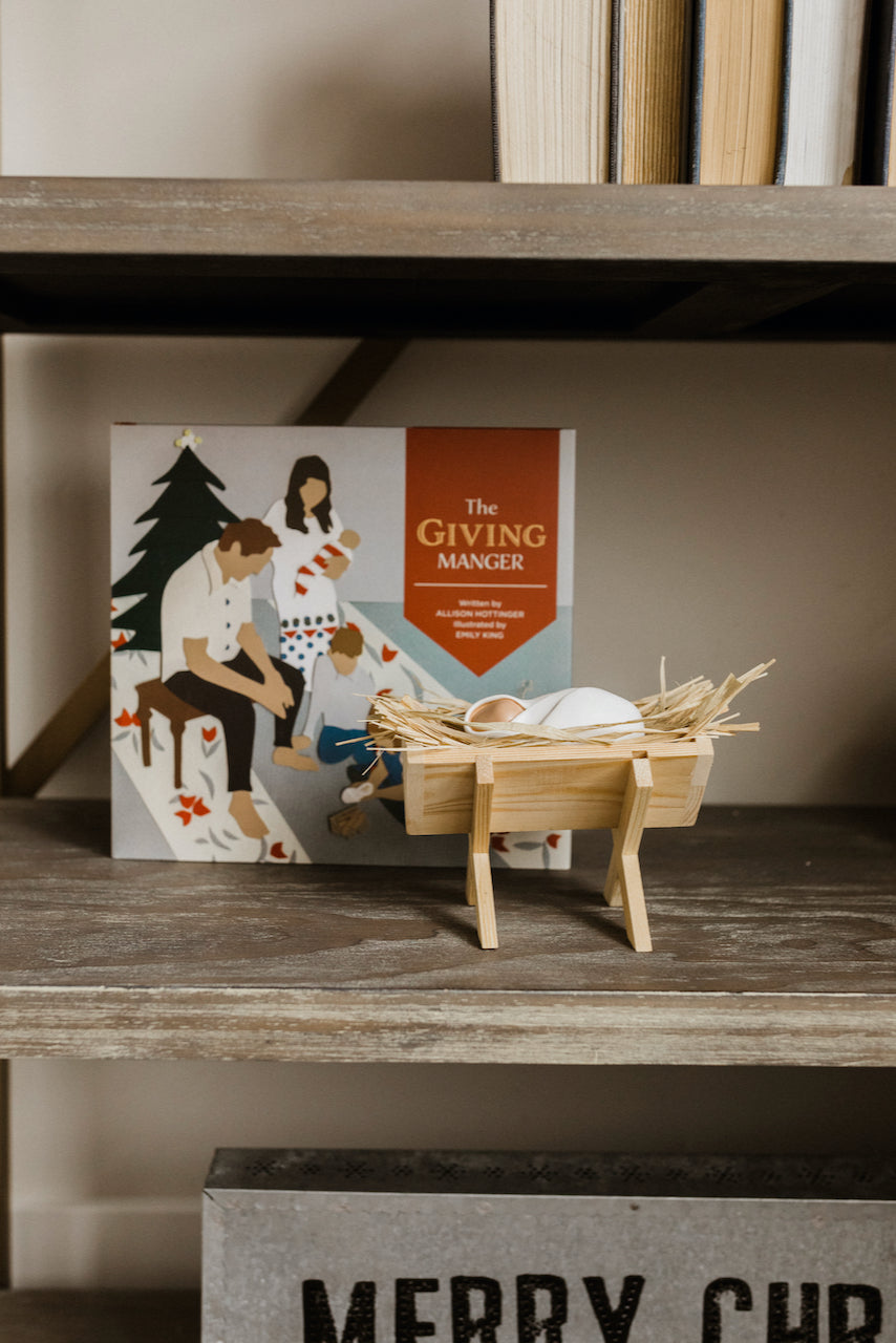 Giving manger | ROOLEE