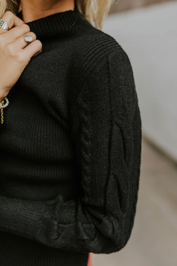 Simple Layering Sweater for Fall | ROOLEE