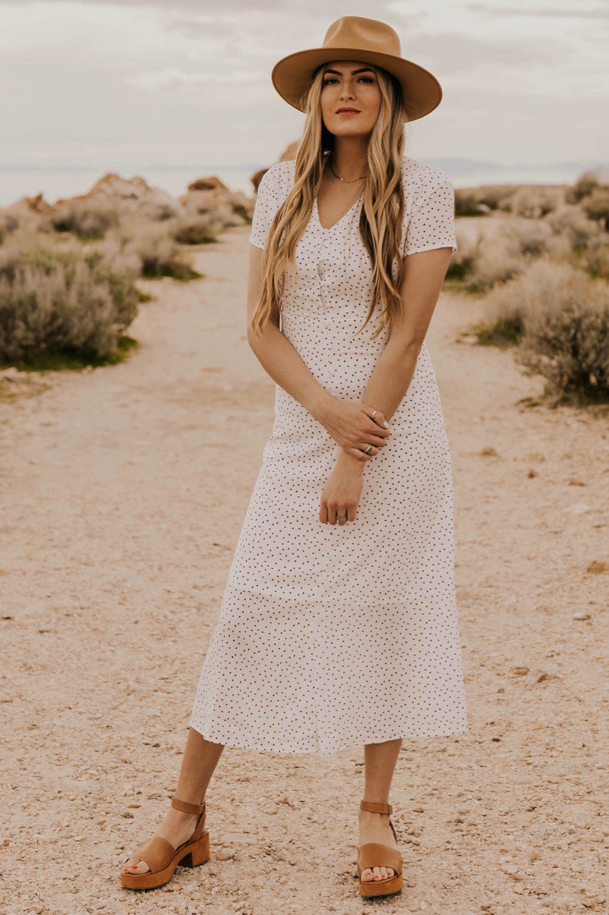 Nursing Friendly Maxi | ROOLEE