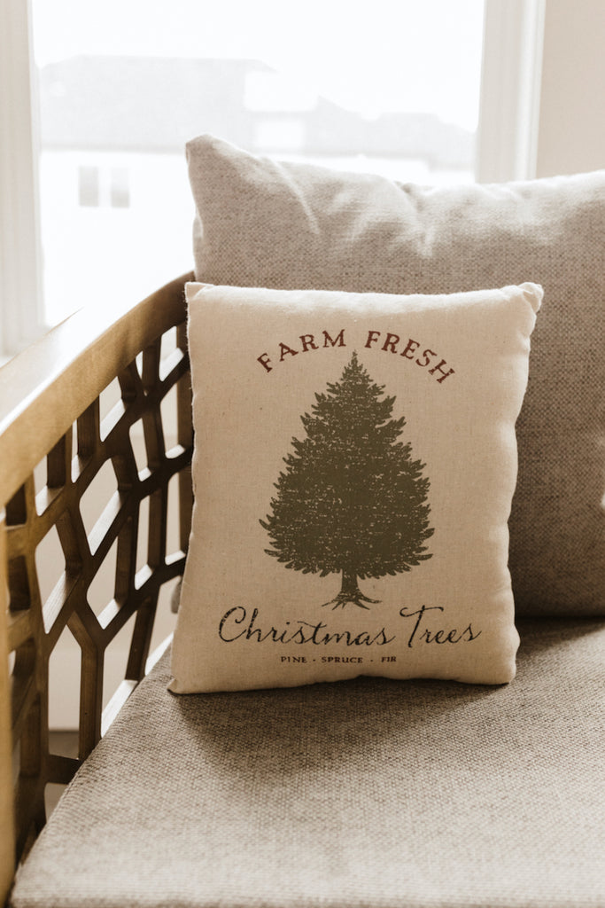 Christmas Throw Pillow | ROOLEE