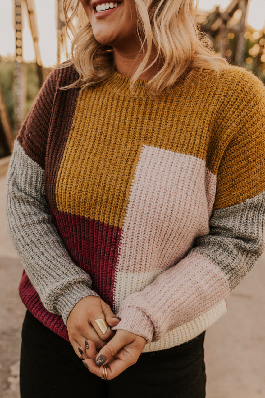 Trendy Sweater | ROOLEE