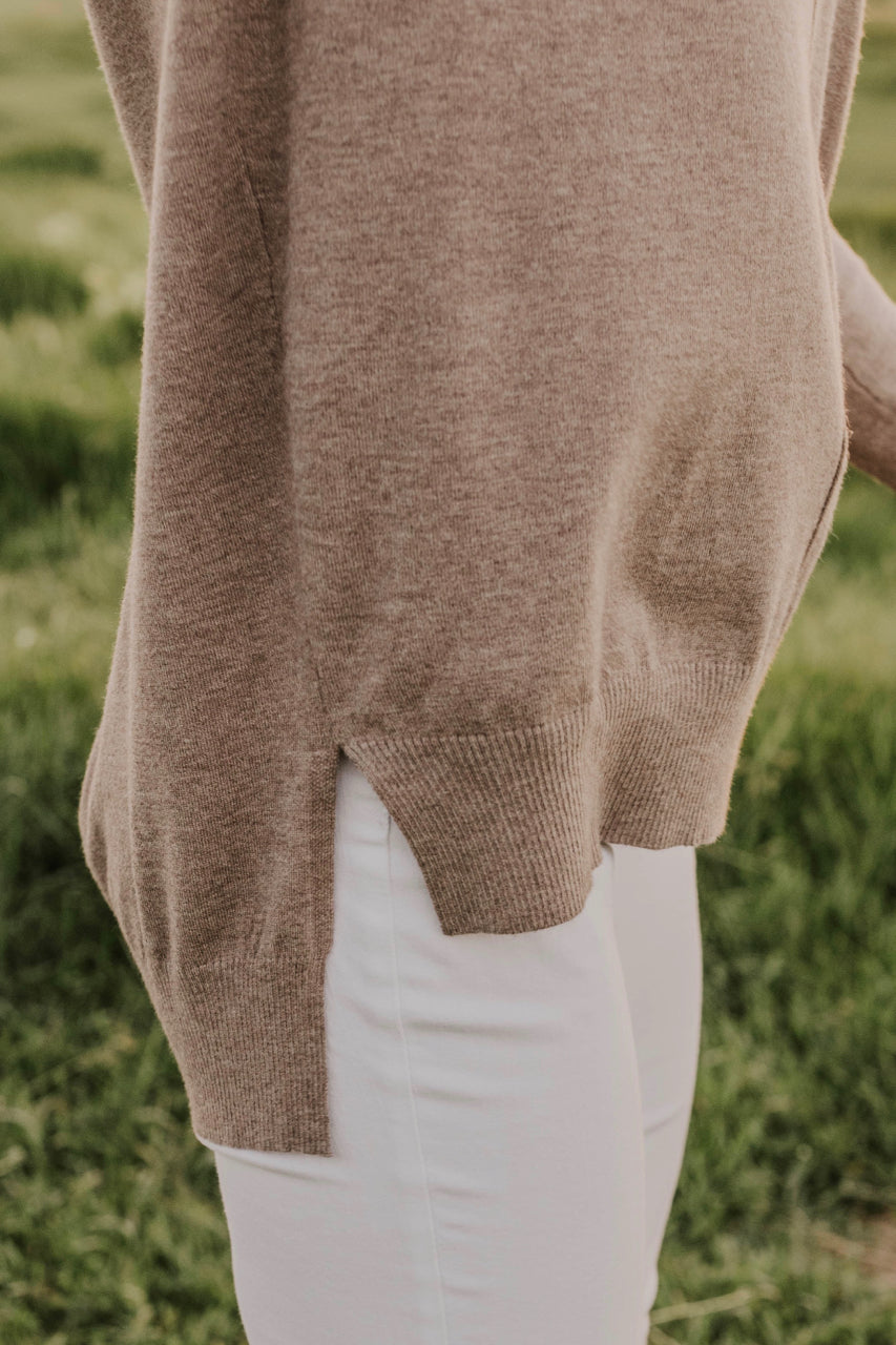 Light Weight Sweater | ROOLEE
