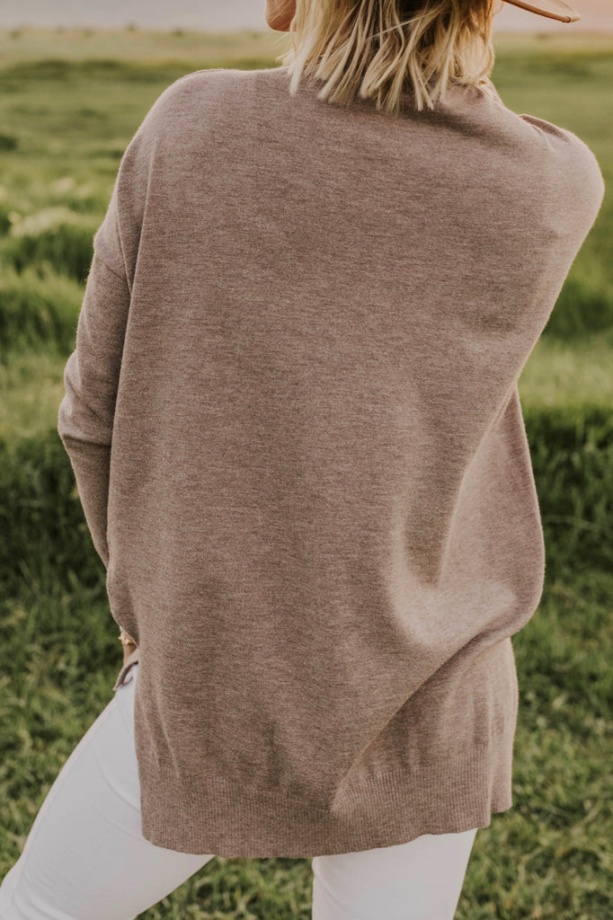 Long Sweater | ROOLEE