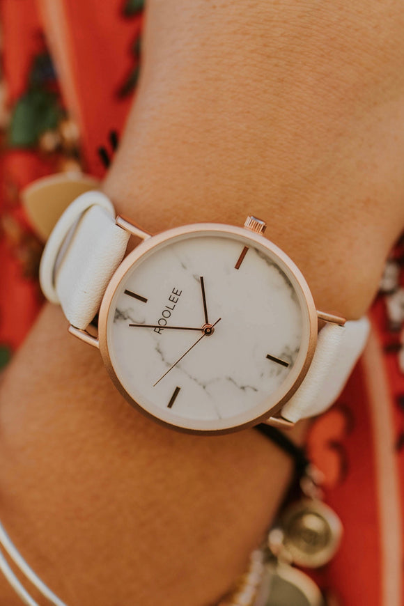 ROOLEE Yorkshire Marble Watch | ROOLEE