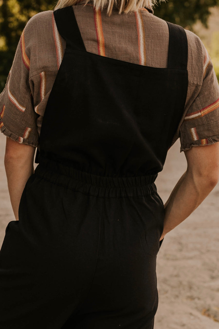 Adjustable Straps Overalls | ROOLEE
