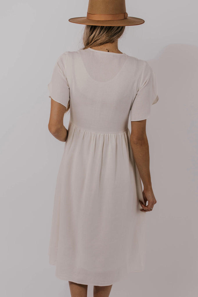 Cream Dress ideas | ROOLEE