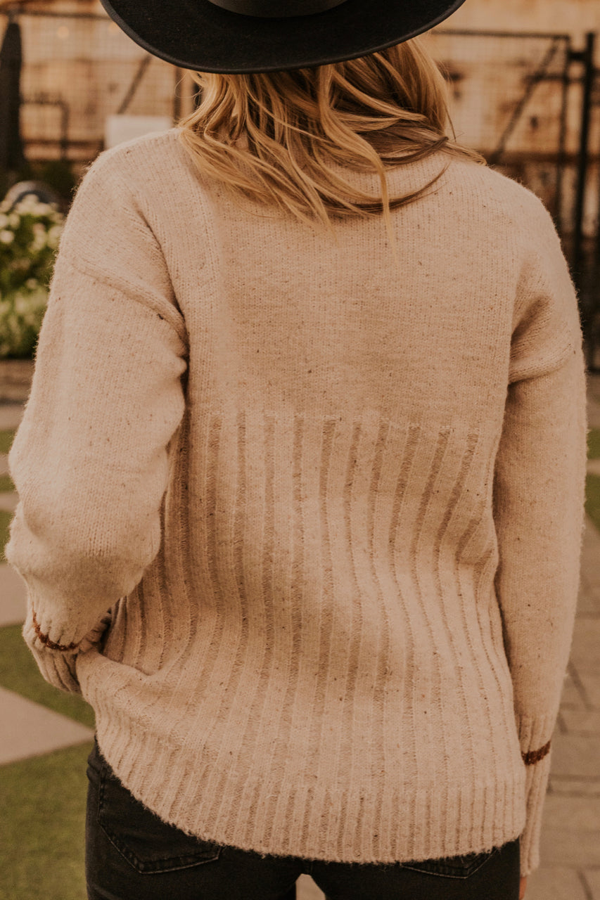 Knit Sweater | ROOLEE
