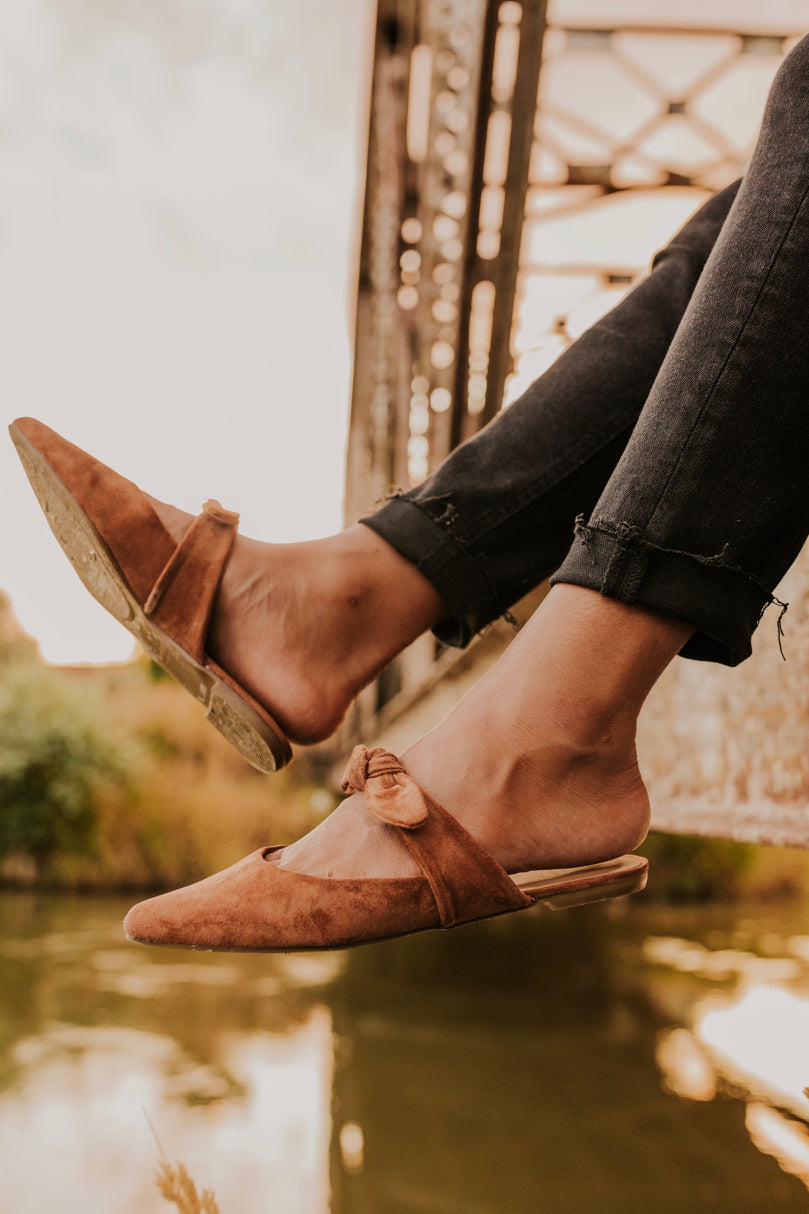 Bow Flats for Women's Fall Wardrobe | ROOLEE