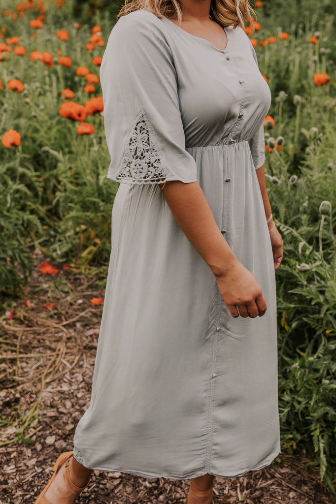 Sage Bridesmaid Dress | ROOLEE