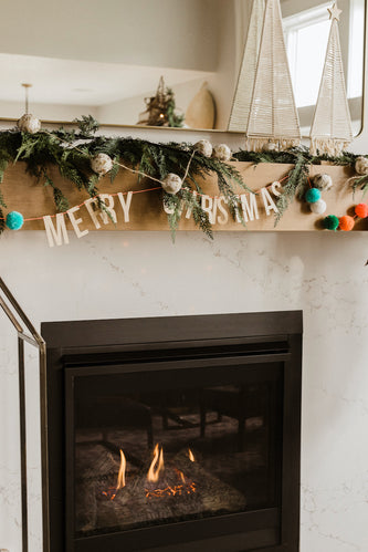 Birch Ornament Garland | ROOLEE