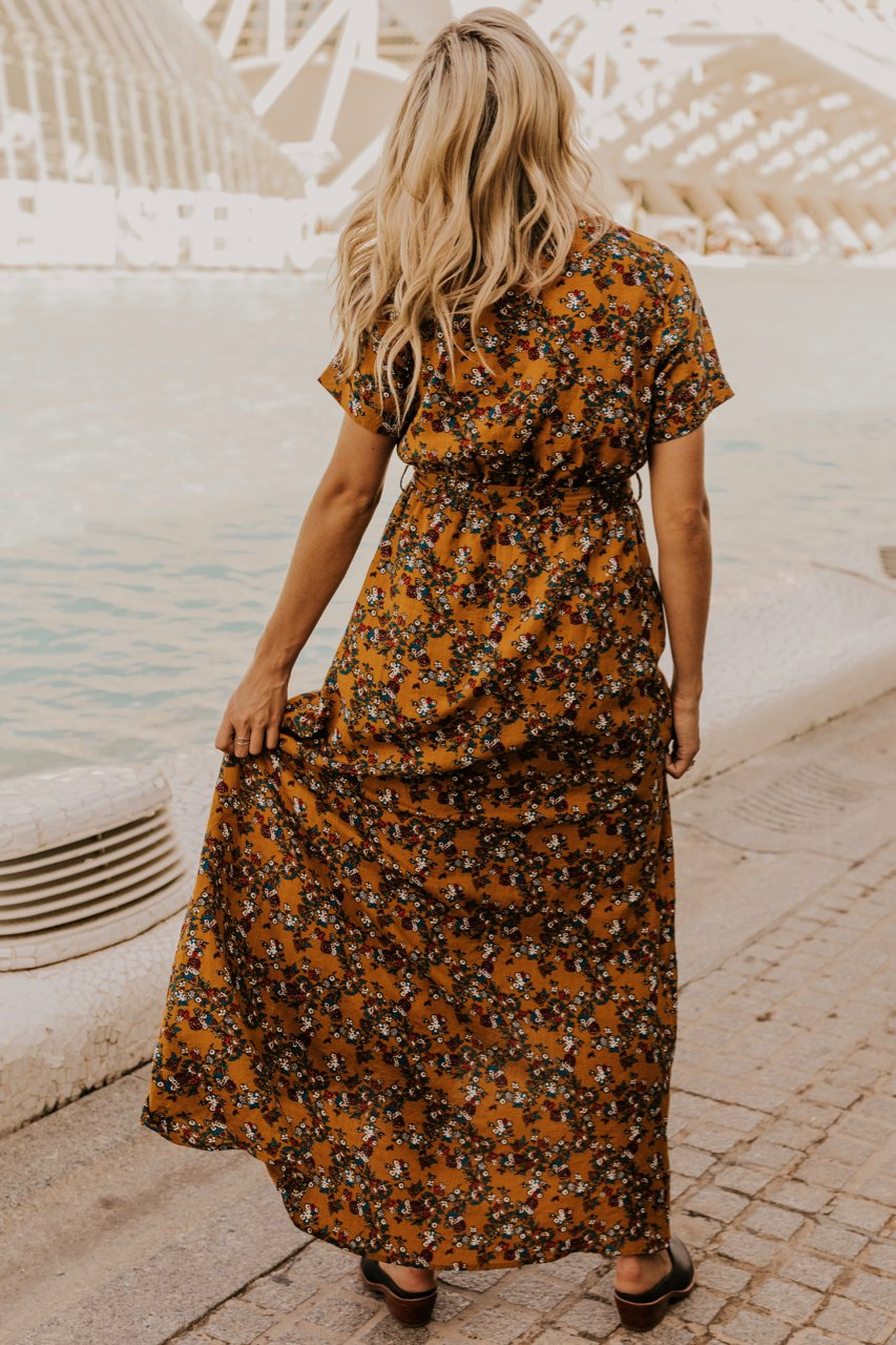 Maxi Dress | ROOLEE