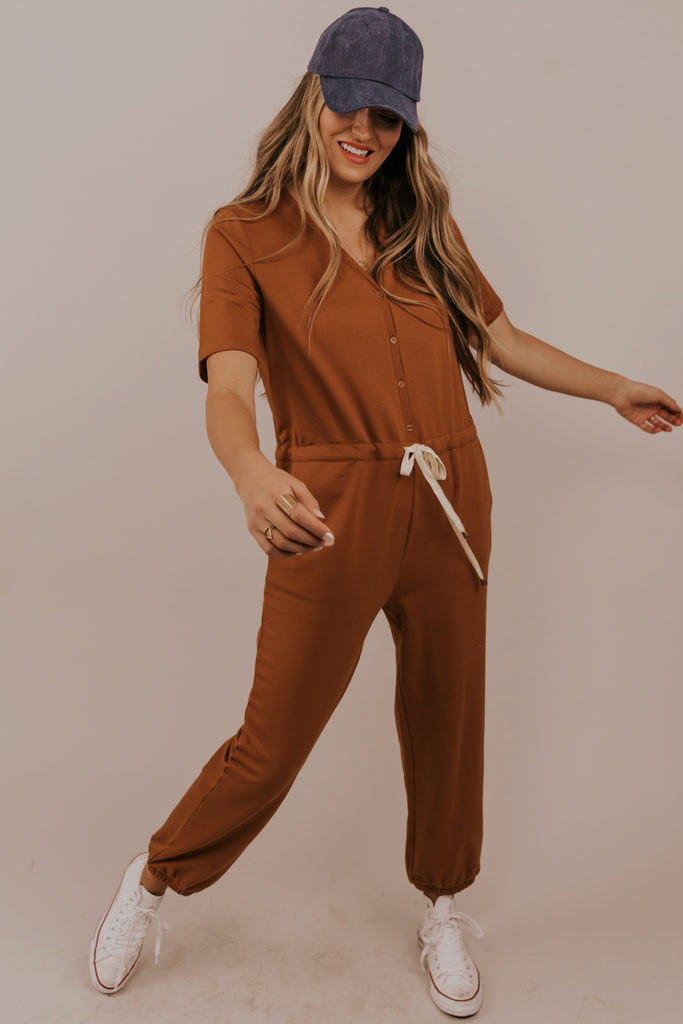 Casual Jumpsuit | ROOLEE