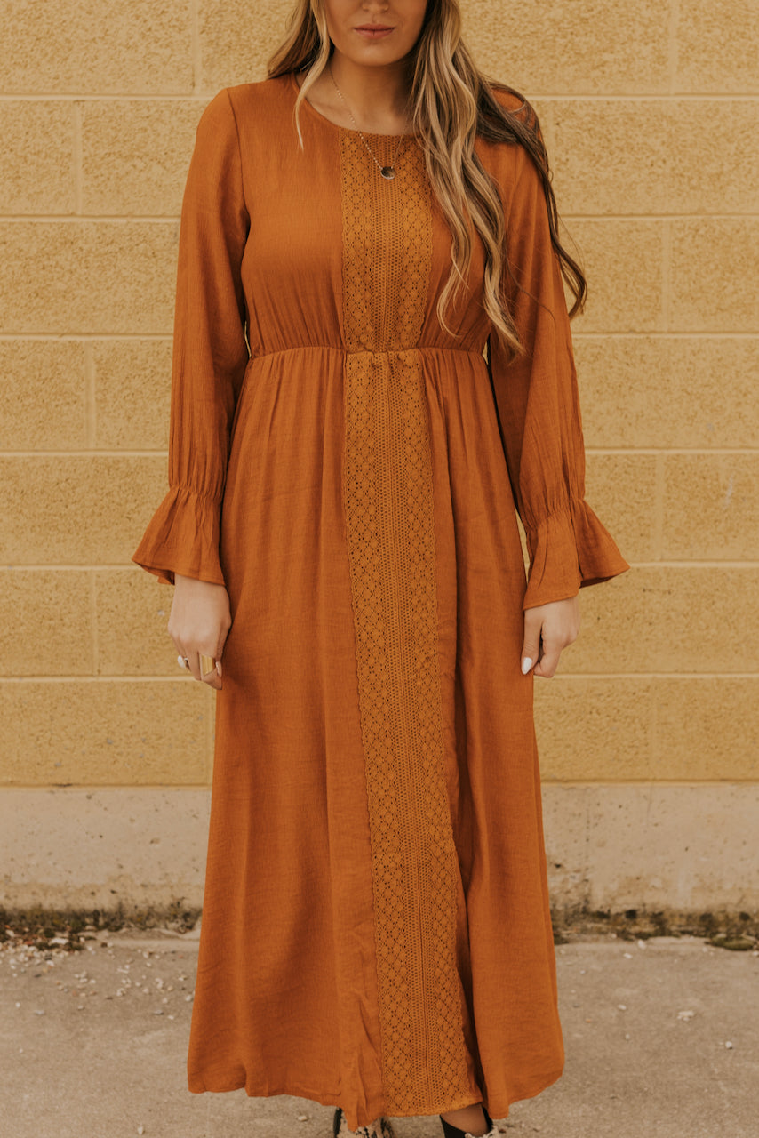 Maxi Dresses for Winter | ROOLEE