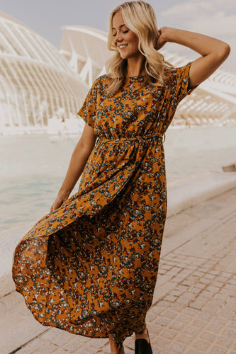Madrid Floral Maxi
