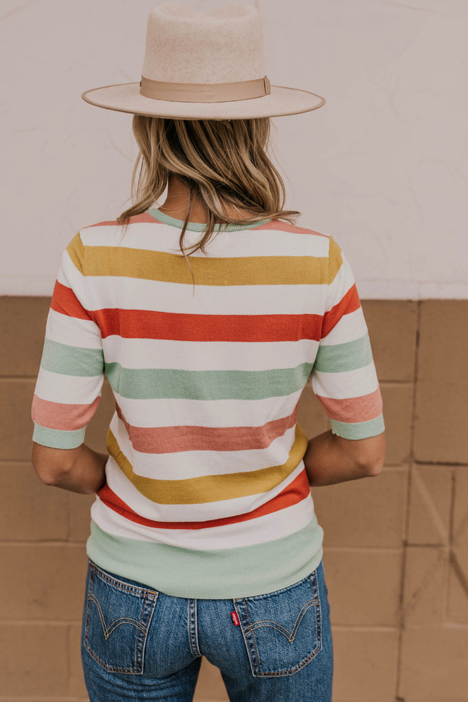 Striped Sweater Summer | ROOLEE