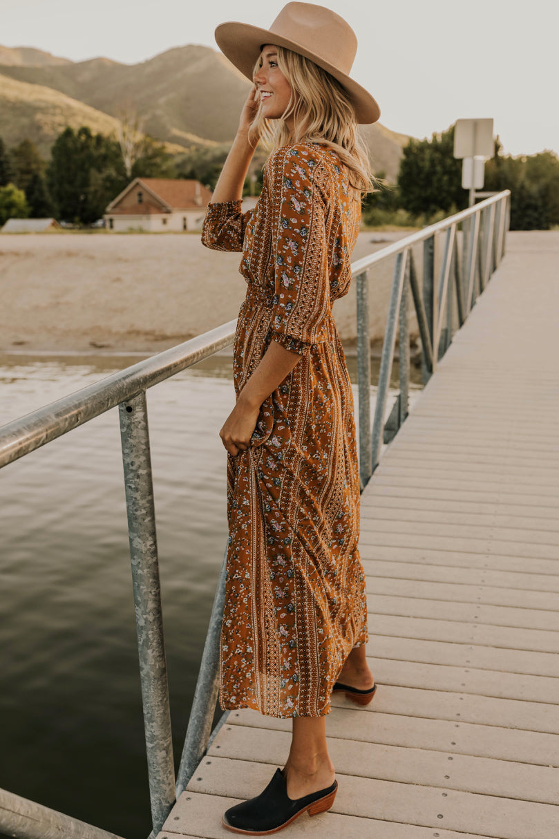 Boho Chic Outfit for Women | ROOLEE