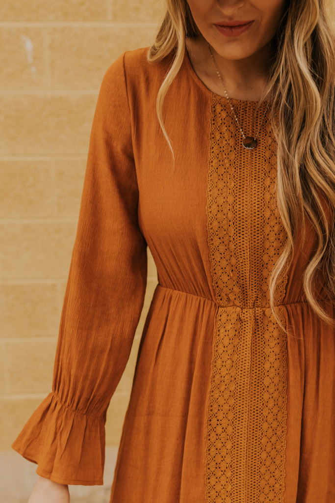 Elegant Orange Dresses | ROOLEE
