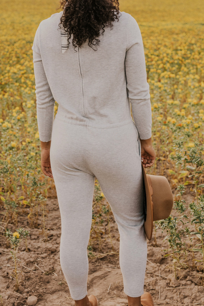 Verena Sweater Jumpsuit
