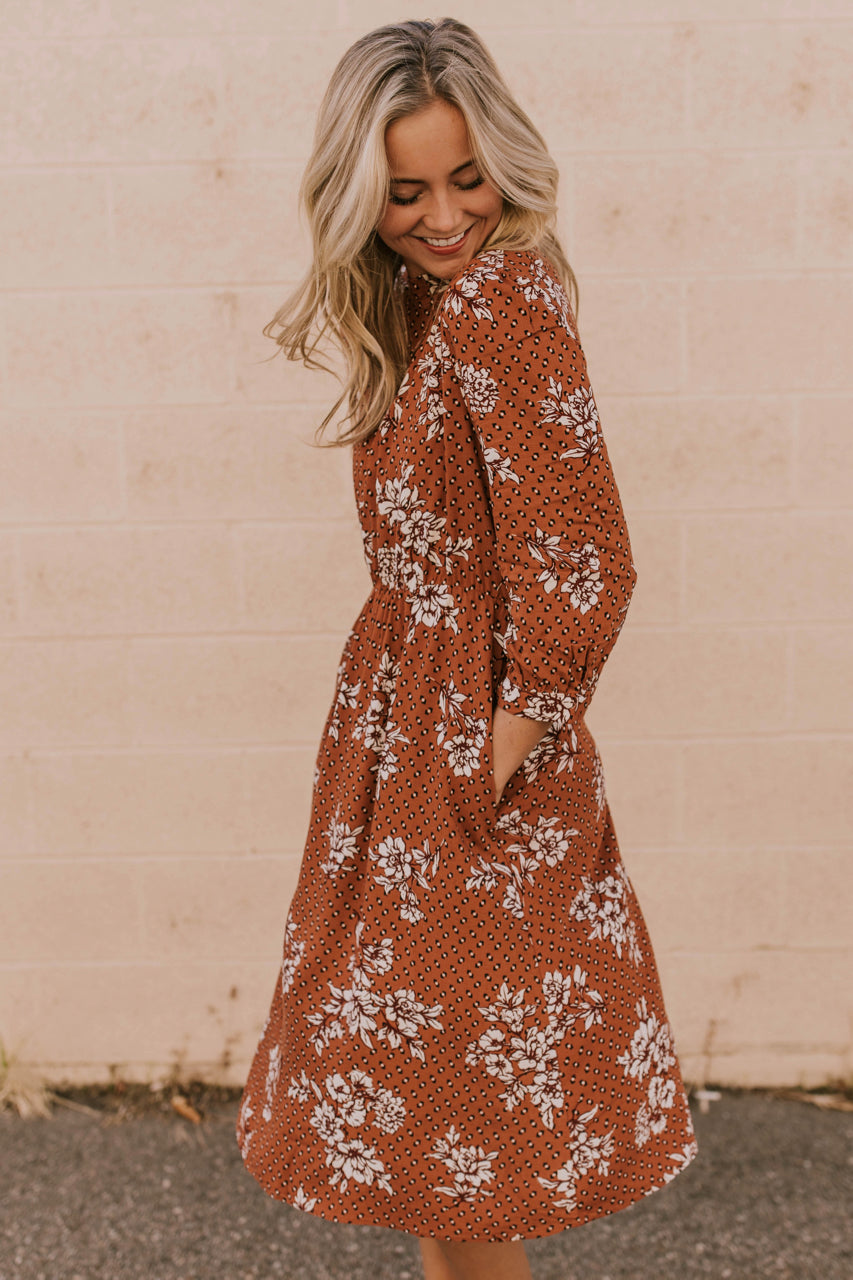 Cute Fall Dresses | ROOLEE