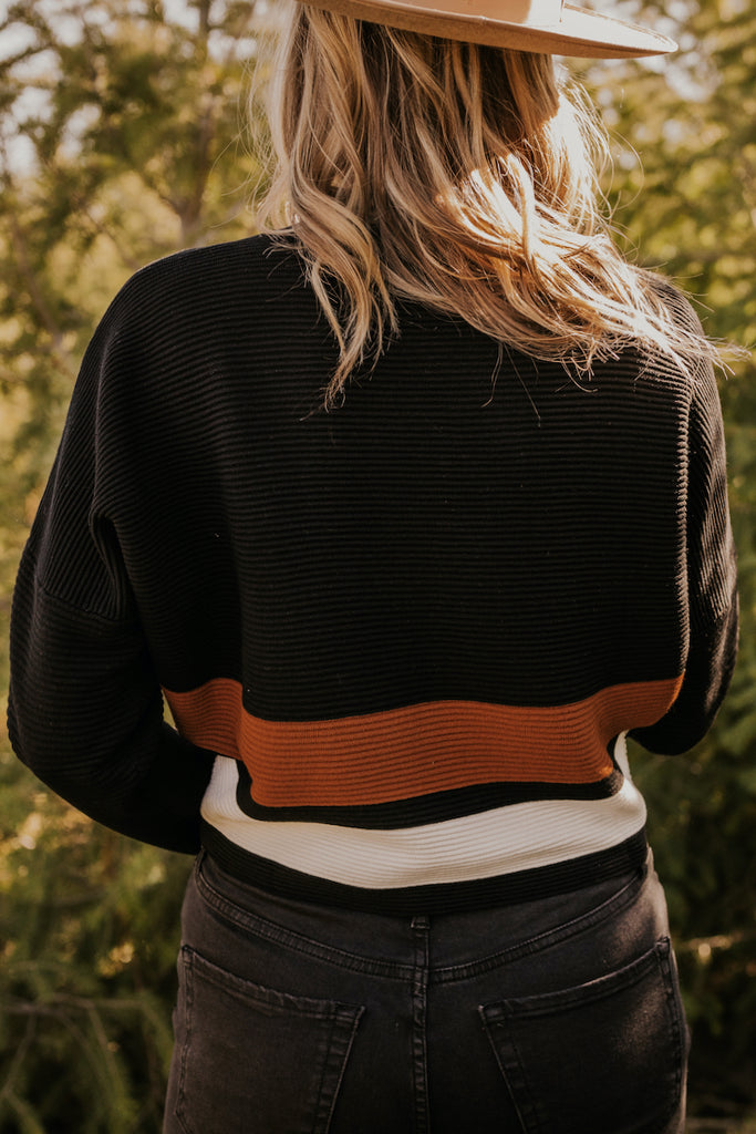 Panthea Detail Sweater