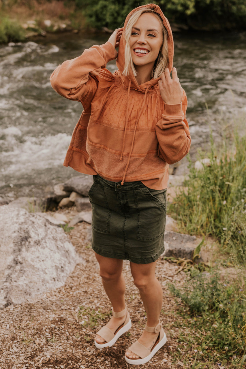 Free People Summer Outfit | ROOLEE
