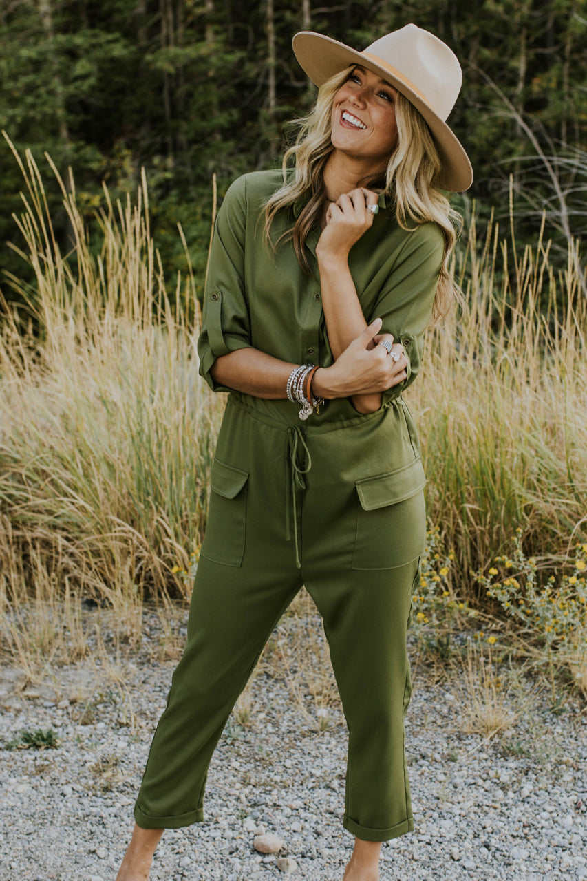 The Passmore Jumpsuit | ROOLEE