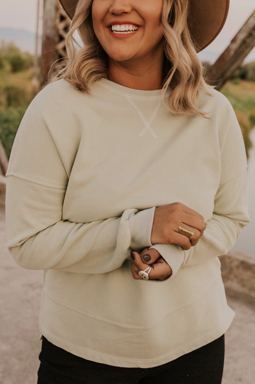 The Mariah Pullover
