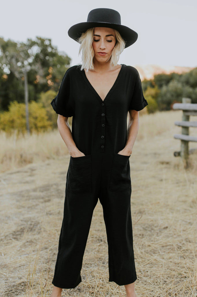 On My Mind Jumpsuit | ROOLEE