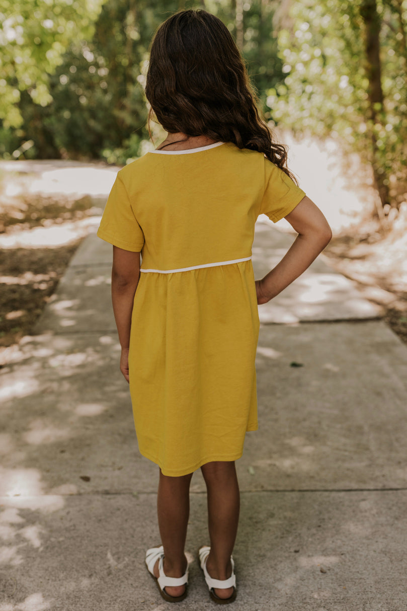 Cute Church Dress for Girls | ROOLEE