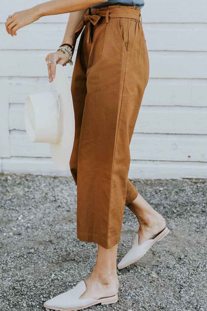 Cotton Guacho Pants | ROOLEE
