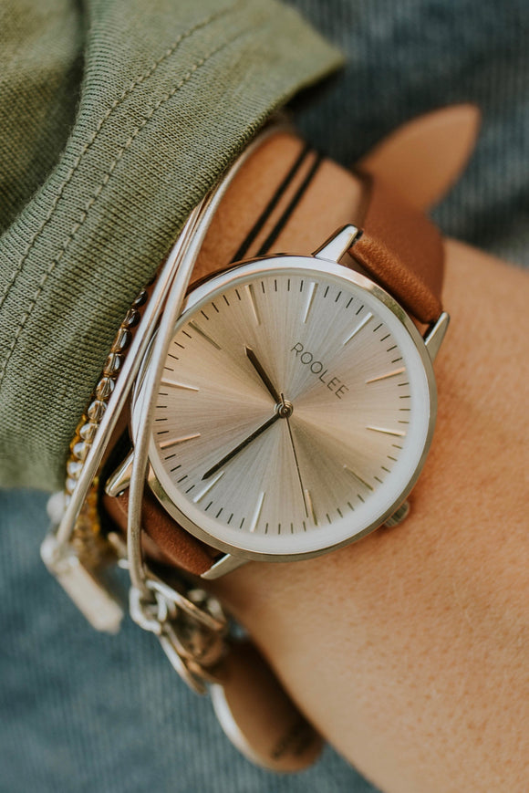 Simple Watch Accessory For Women | ROOLEE Watches
