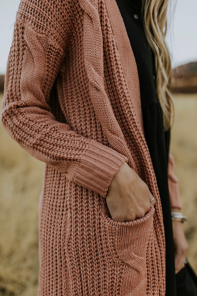Radley Cable Knit Cardigan | ROOLEE