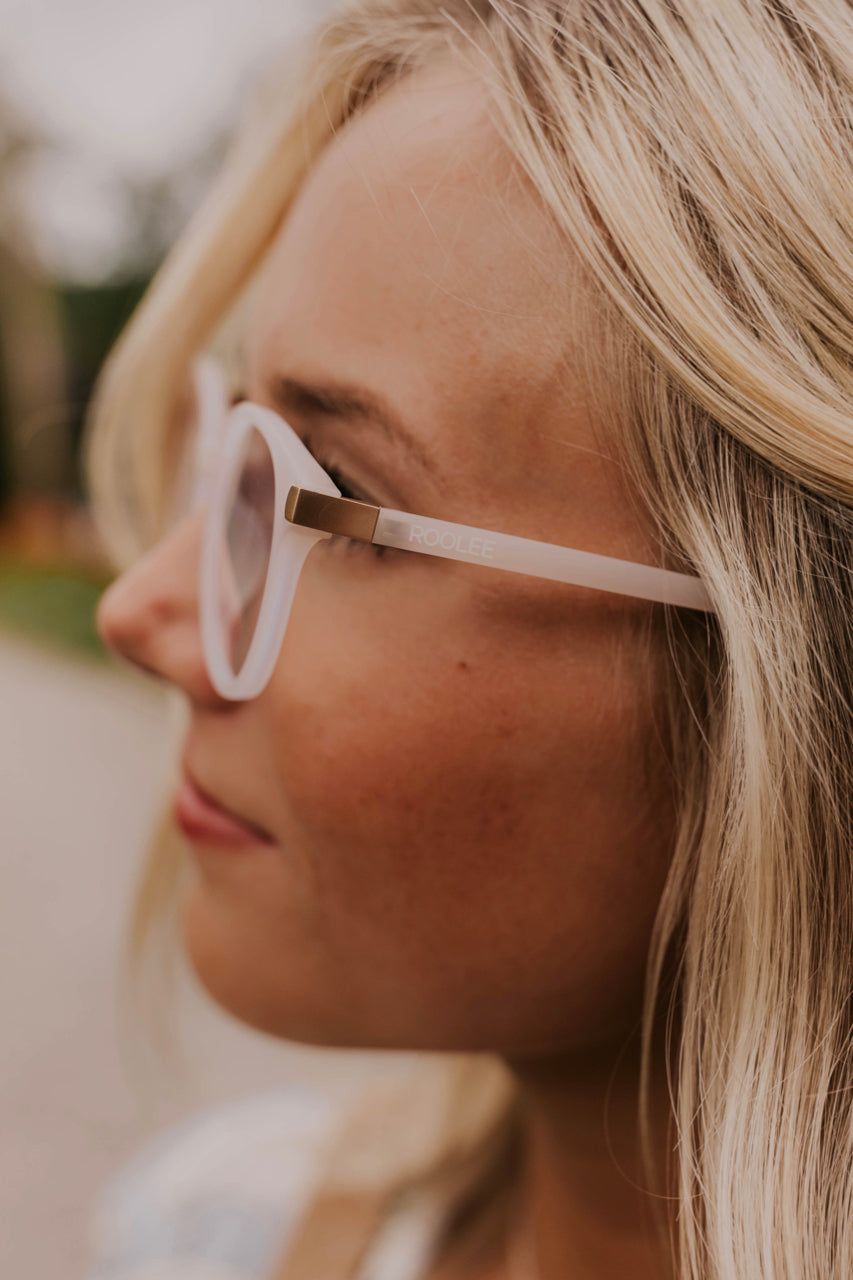 Blue Light Glasses | ROOLEE