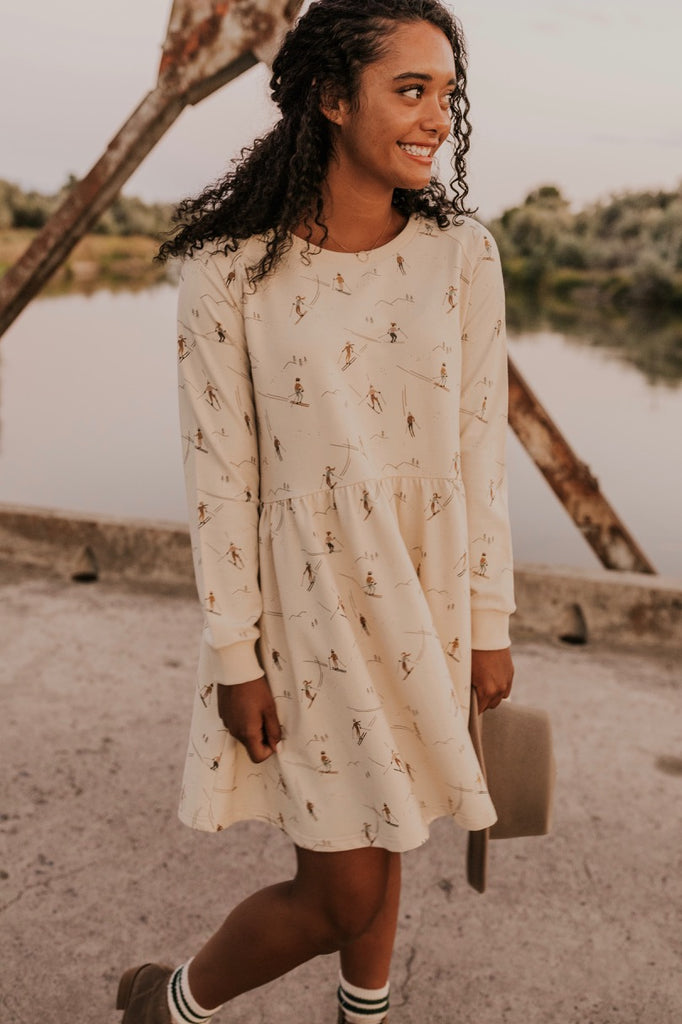 Long Sleeve Dresses | ROOLEE