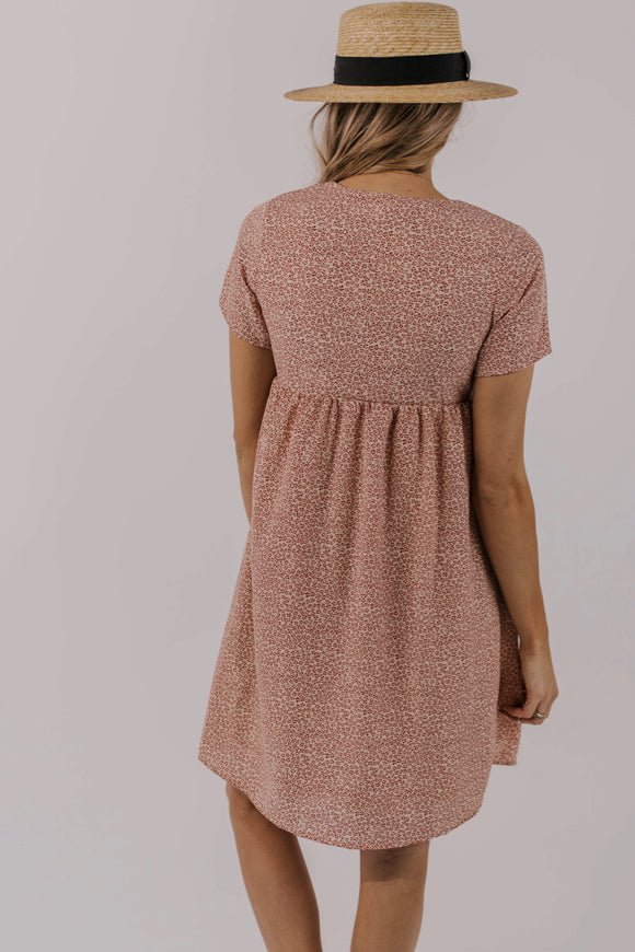 Pocket Floral Dress | ROOLEE