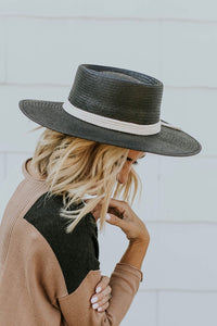 Bre Straw Hat