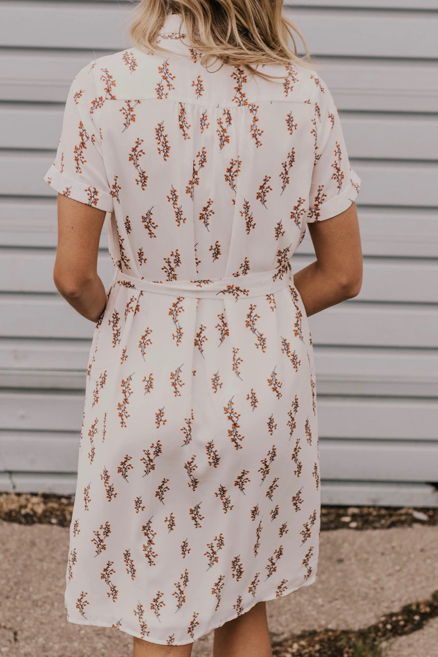 Women's Floral Print Dress | ROOLEE