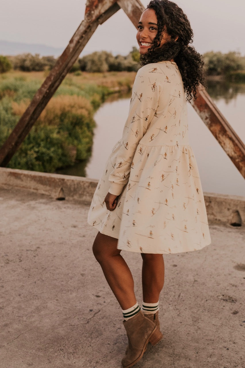 Sweatshirt Dress | ROOLEE