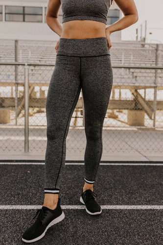 Grey Leggings | ROOLEE